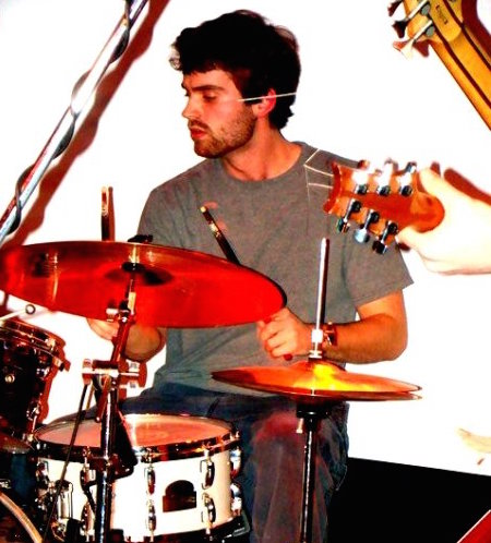 Rob Morrison - Drums & Percussion